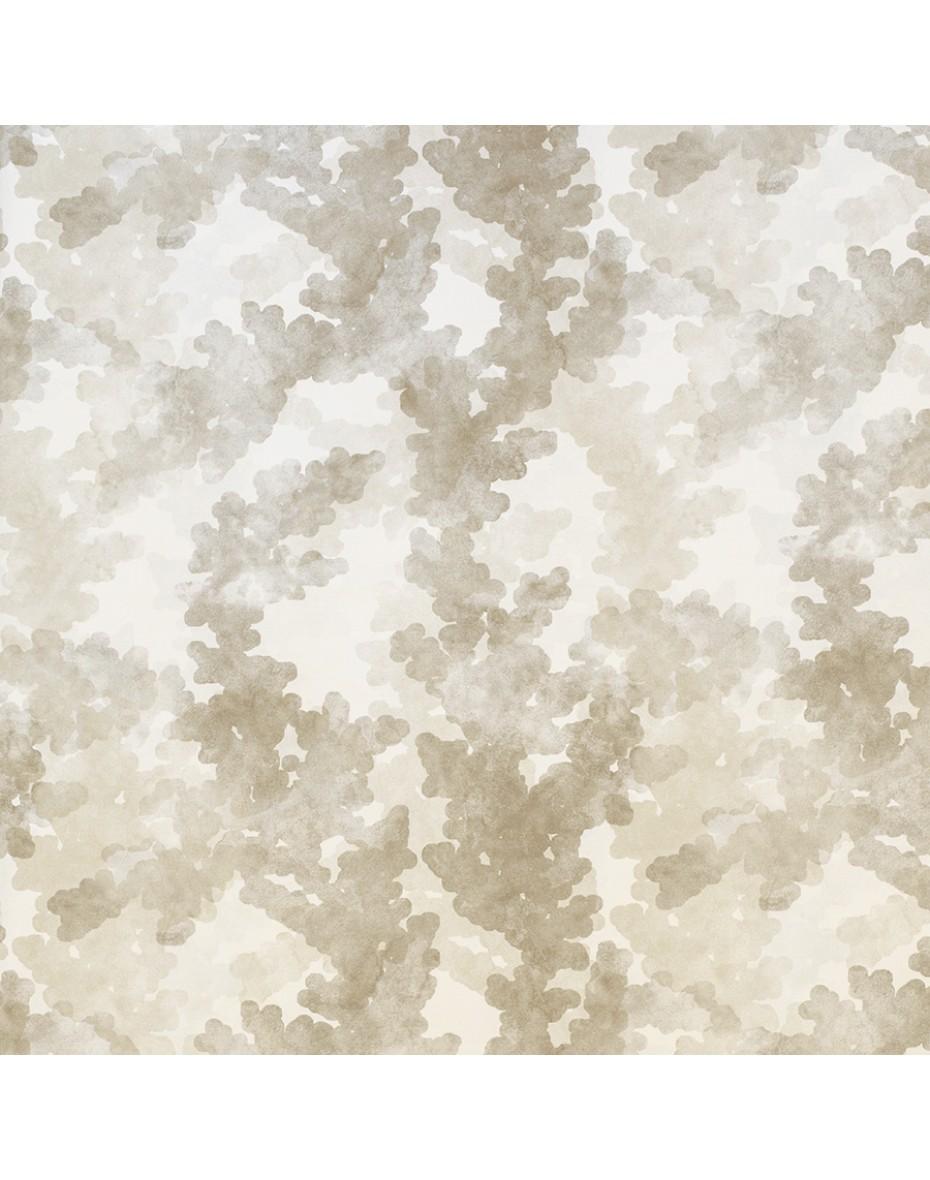 Látka Aqua 07 - krémová 151/302 cm