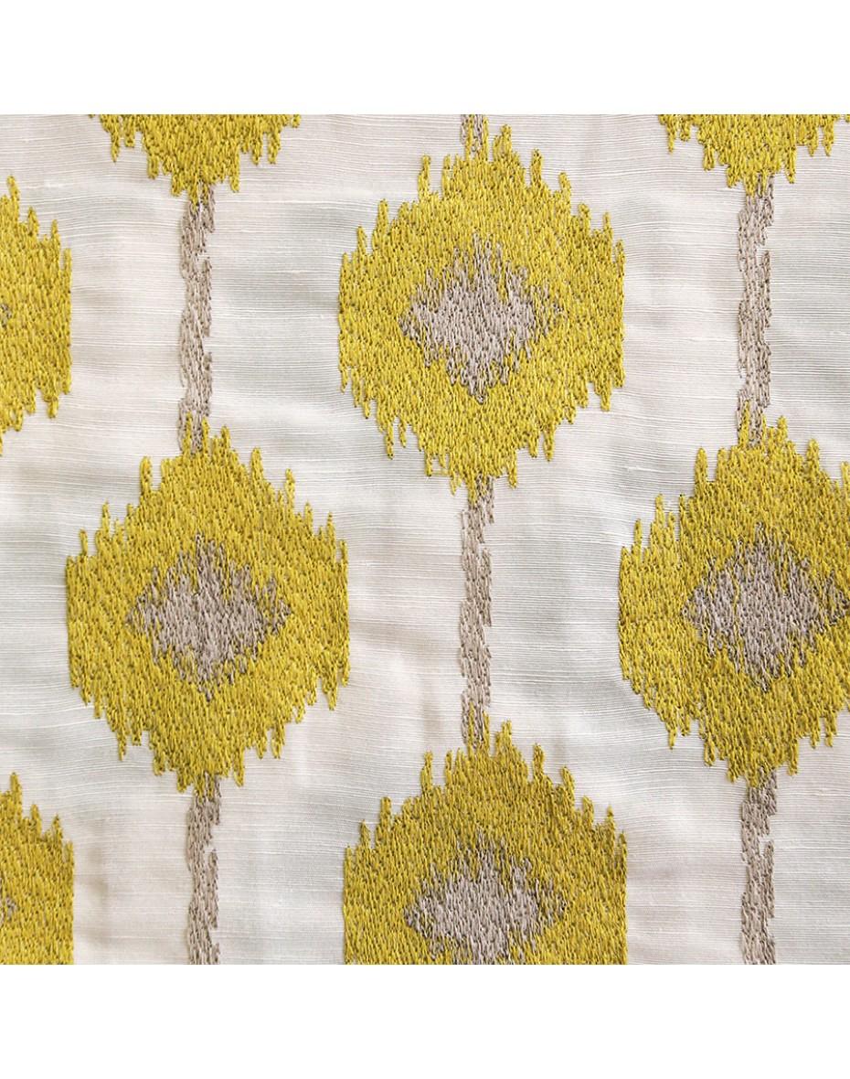 Látka Fungia 05 - žltá 138 cm