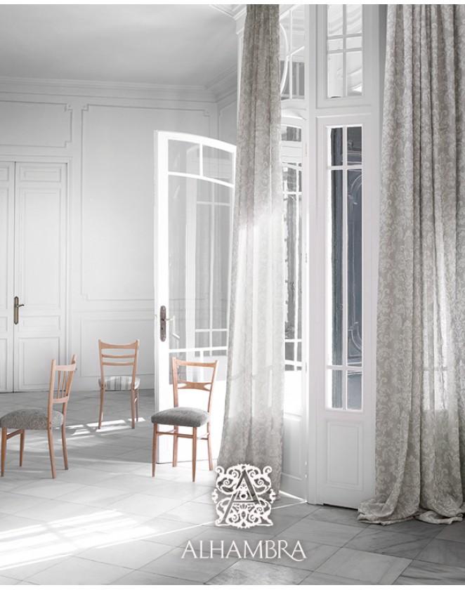 Záclonová látka Bella - extra šírka Alhambra Dandelion 62.46