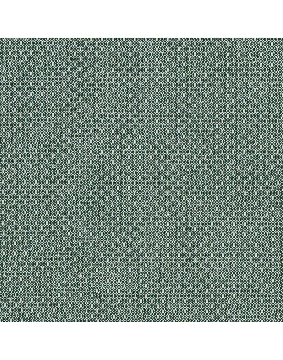 Exteriérová látka Fingarden 03 - biela/zelená