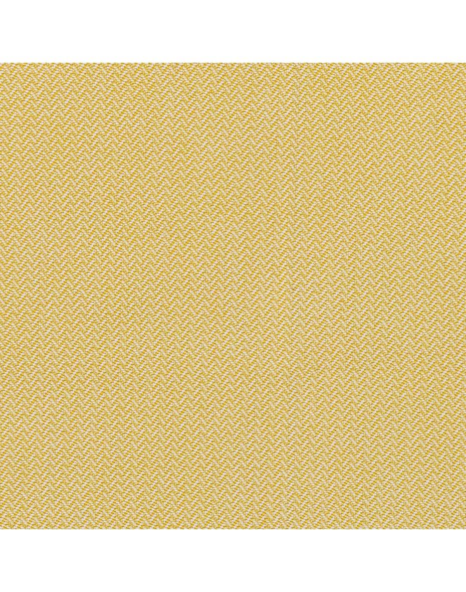 Exteriérová látka Gardener 01 - biela/žltá