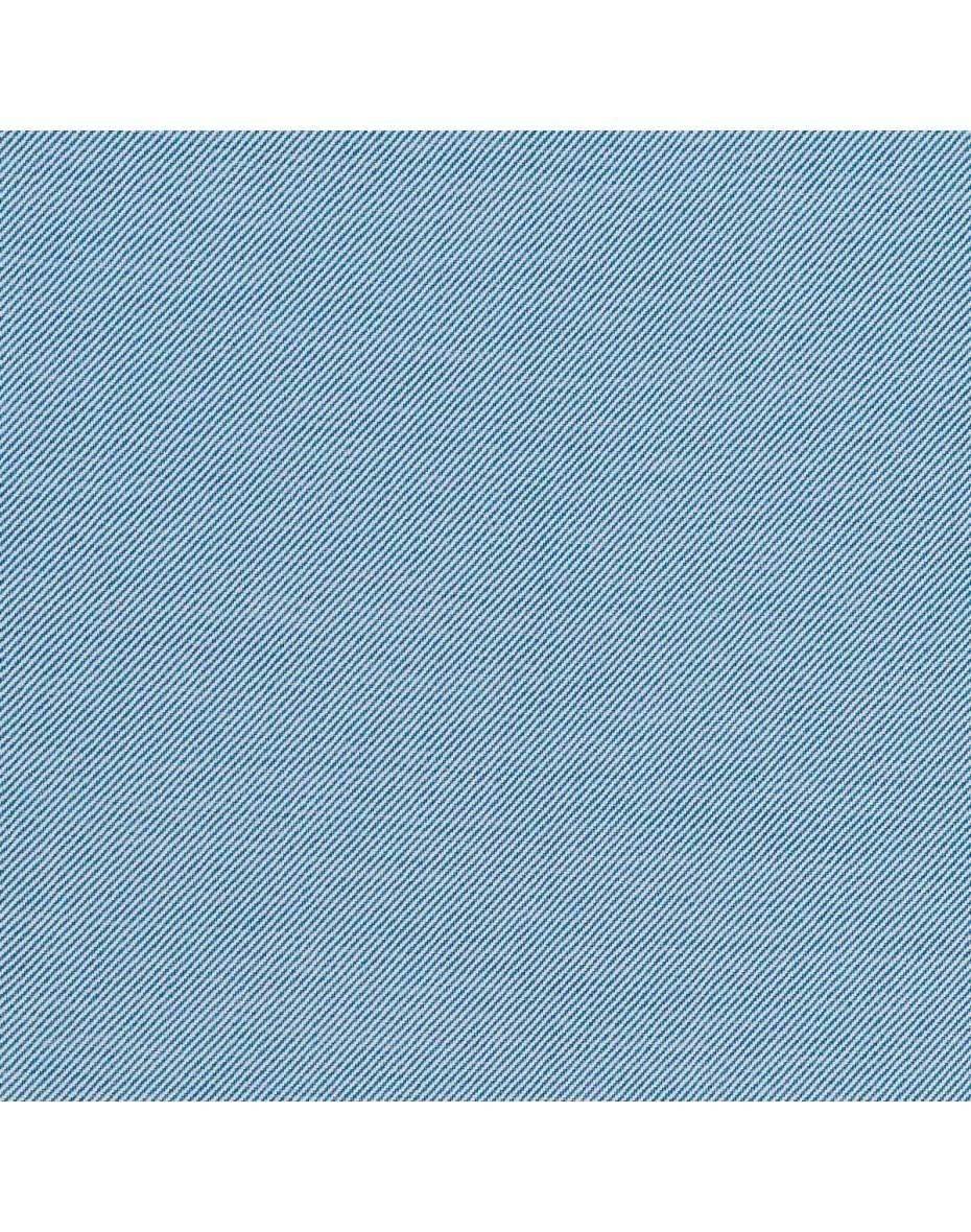 Exteriérová látka Kenroku 02 - tyrkysová/biela