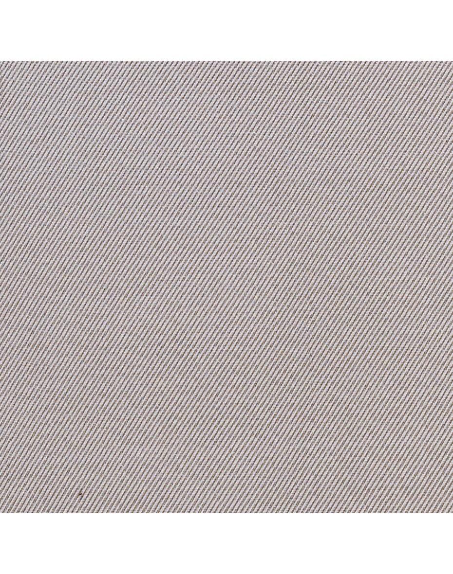 Exteriérová látka Kenroku 06 - biela/hnedá