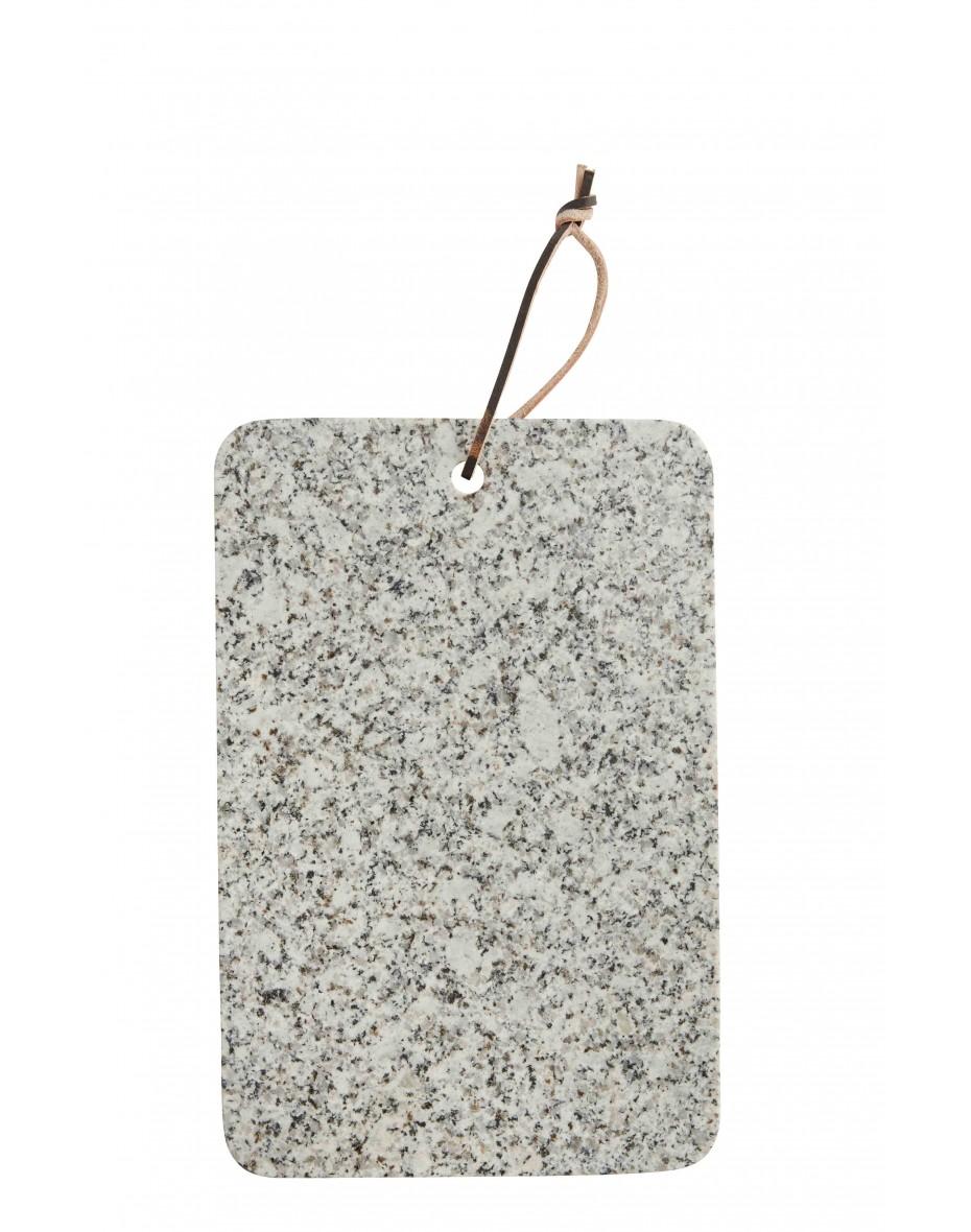 Granitová doska na krájanie 20x30 cm