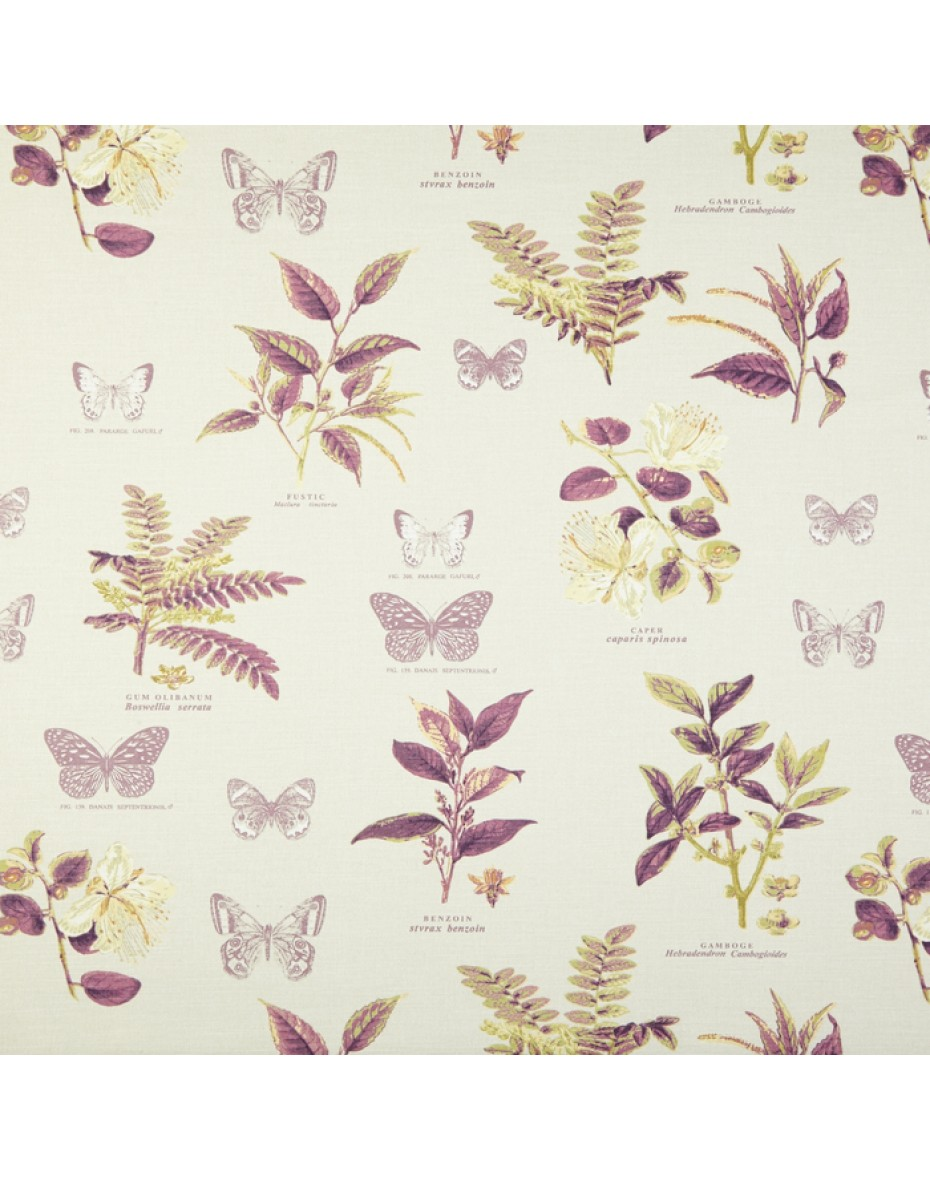 Látka Botany - Vintage