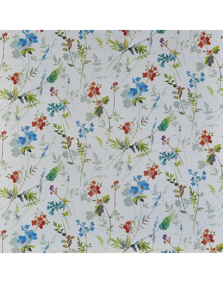 Bavlnená kvetová látka Tuileries Spring