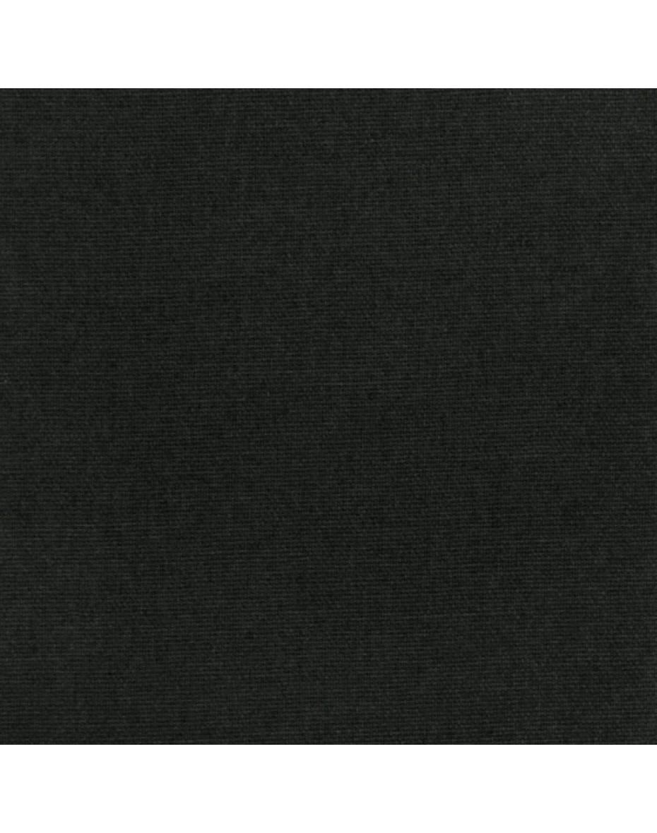 Látka Panama - Black