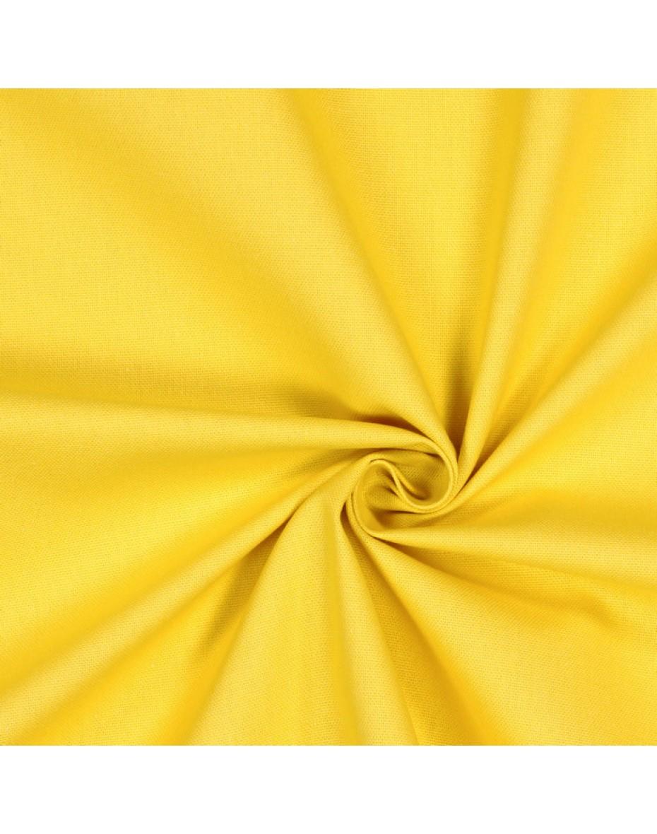 Látka Panama - Saffron