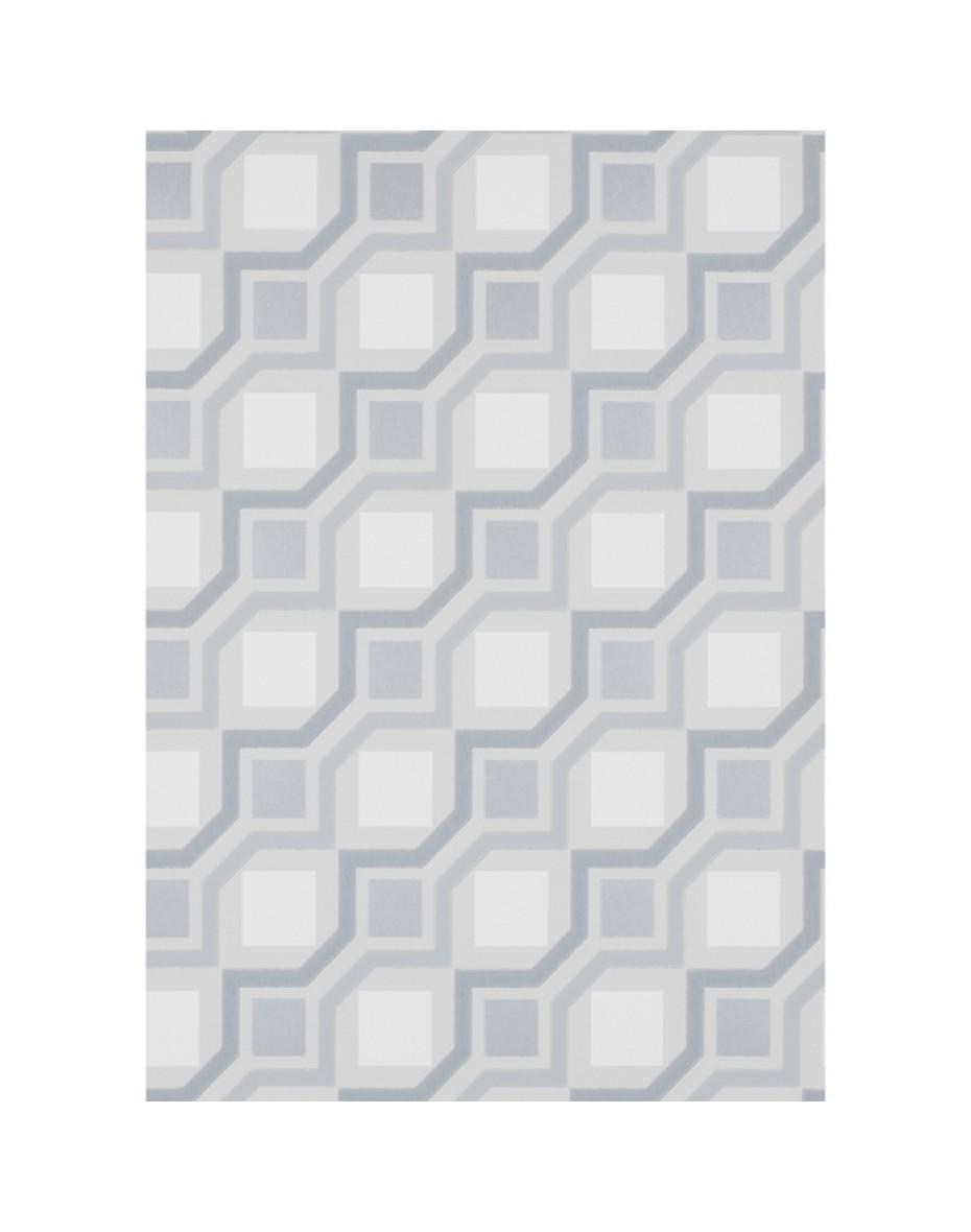 Tapeta Cubix - Silver