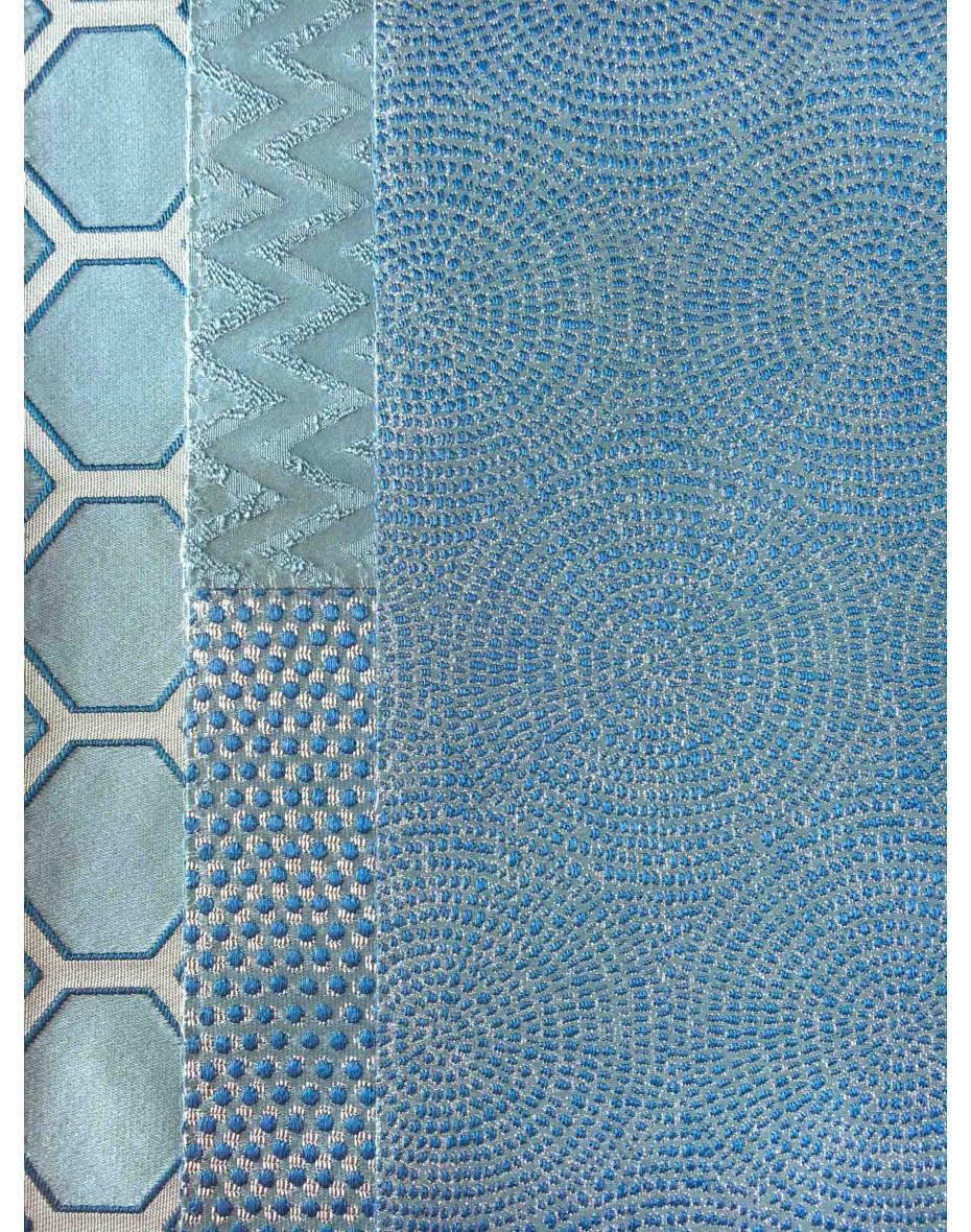 Látka Everlasting 3686/697 Aquamarine - tyrkysová