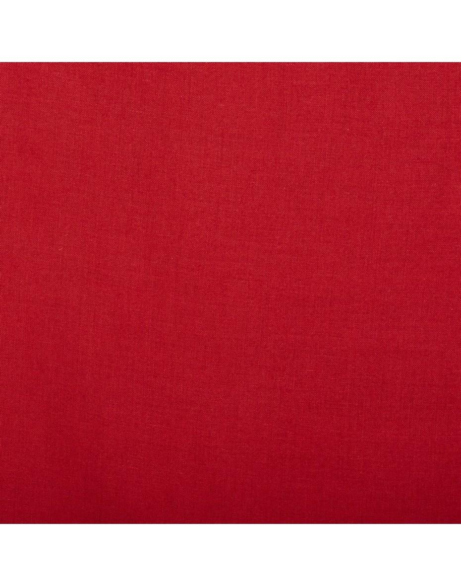 Látka Tuscan Scarlet - extra šírka 3 m