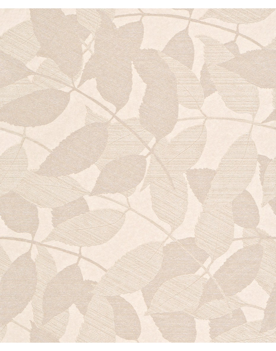 Wallpaper With Leafs