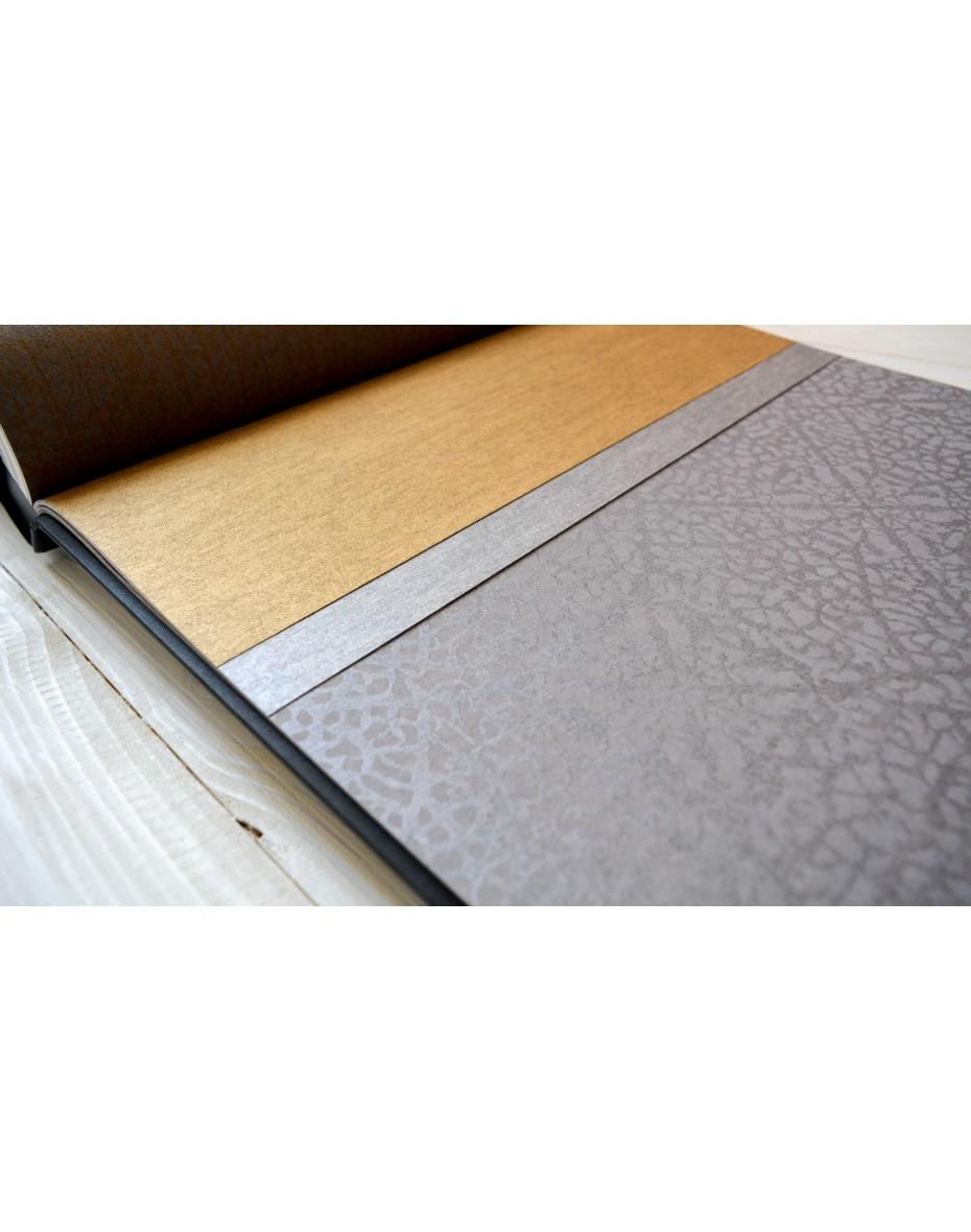 Wallpaper - Gold, Copper Rasch Textil Indigo
