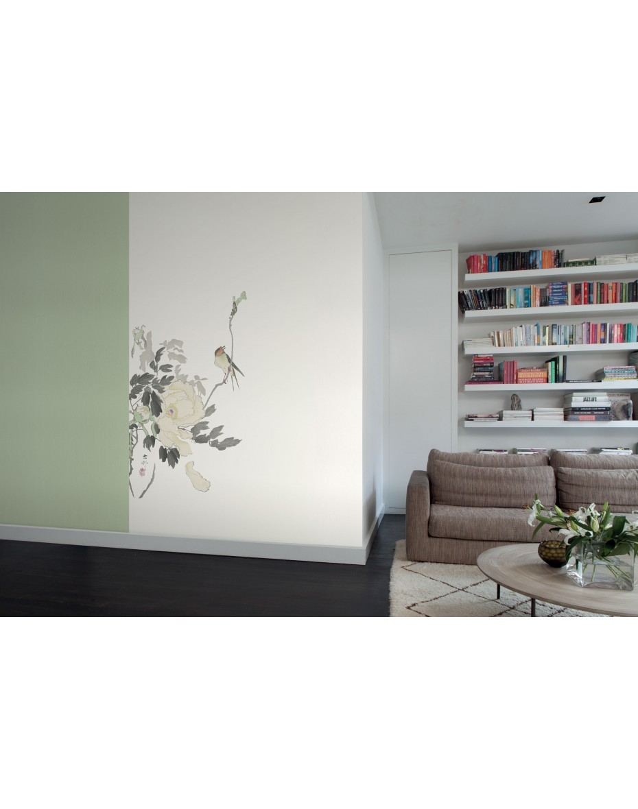 Luxury textile wallcovering Pure Linen 3