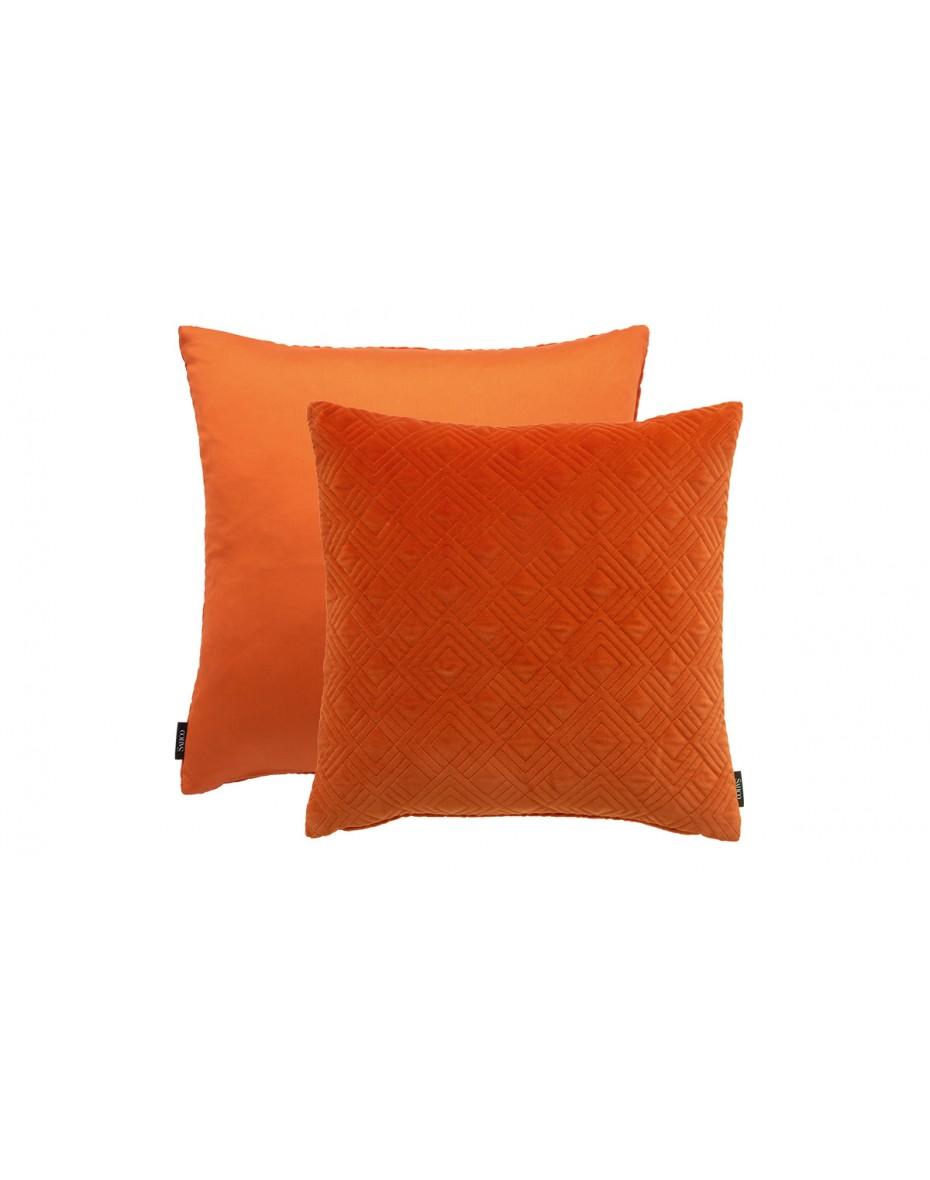 Vankúš Cuba 50x50 - oranžová