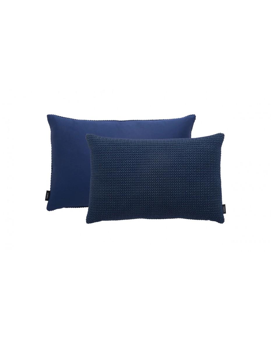 Vankúš Faroe 40x60 - modrá