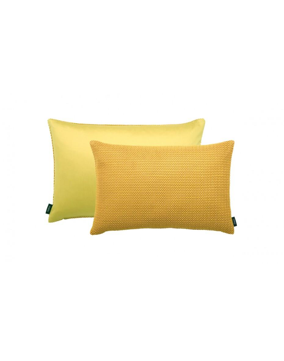 Vankúš Faroe 40x60 - žltá