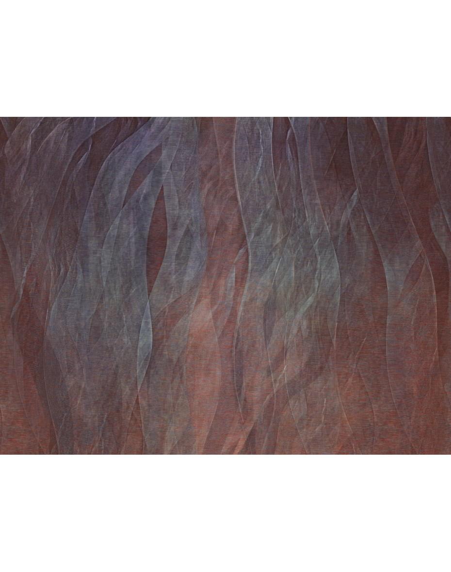 Tapetový panel Seaweads ABD22 - fialová/modrá