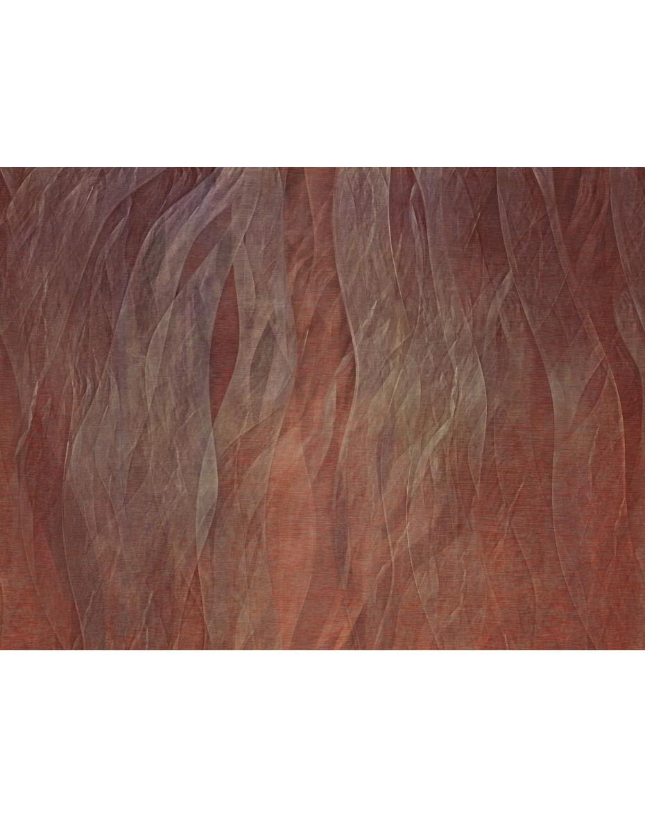 Tapetový panel Seaweads ABD23 - červená