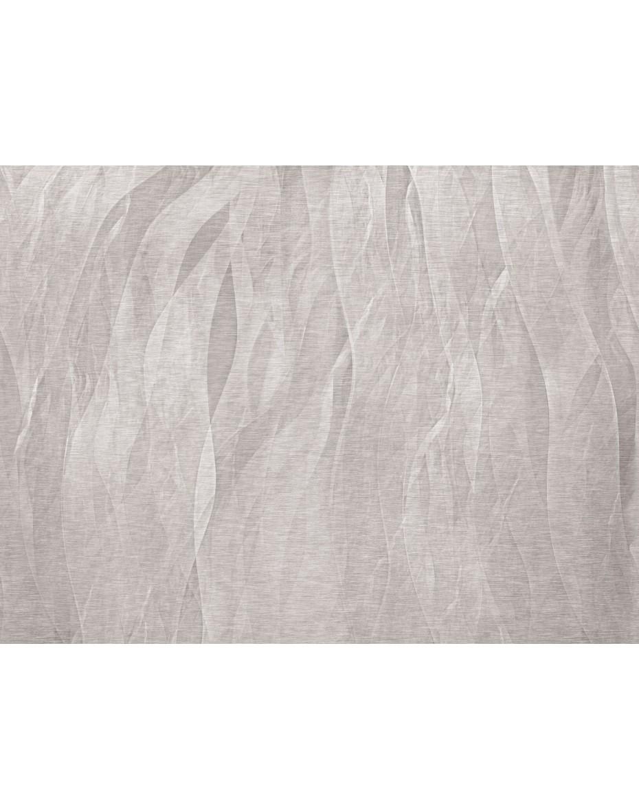 Tapetový panel Seaweads ABD25 - biela/sivá