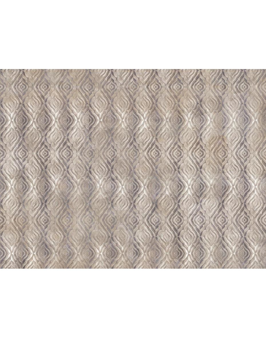 Tapetový panel Reinassance ABD42 - sivá s ľahučkým nádychom do fialová