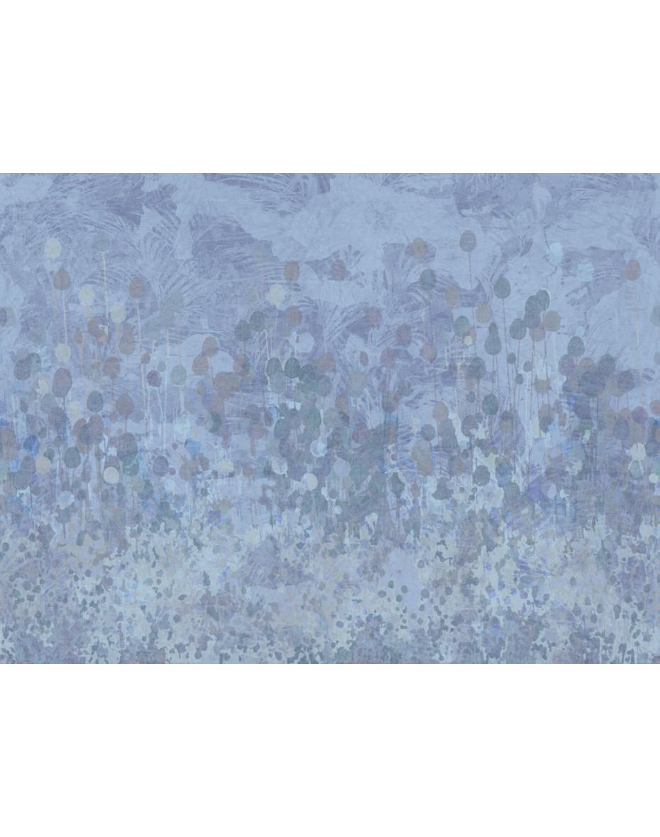 Tapetový panel Tapestry Field ABD54 - modrá