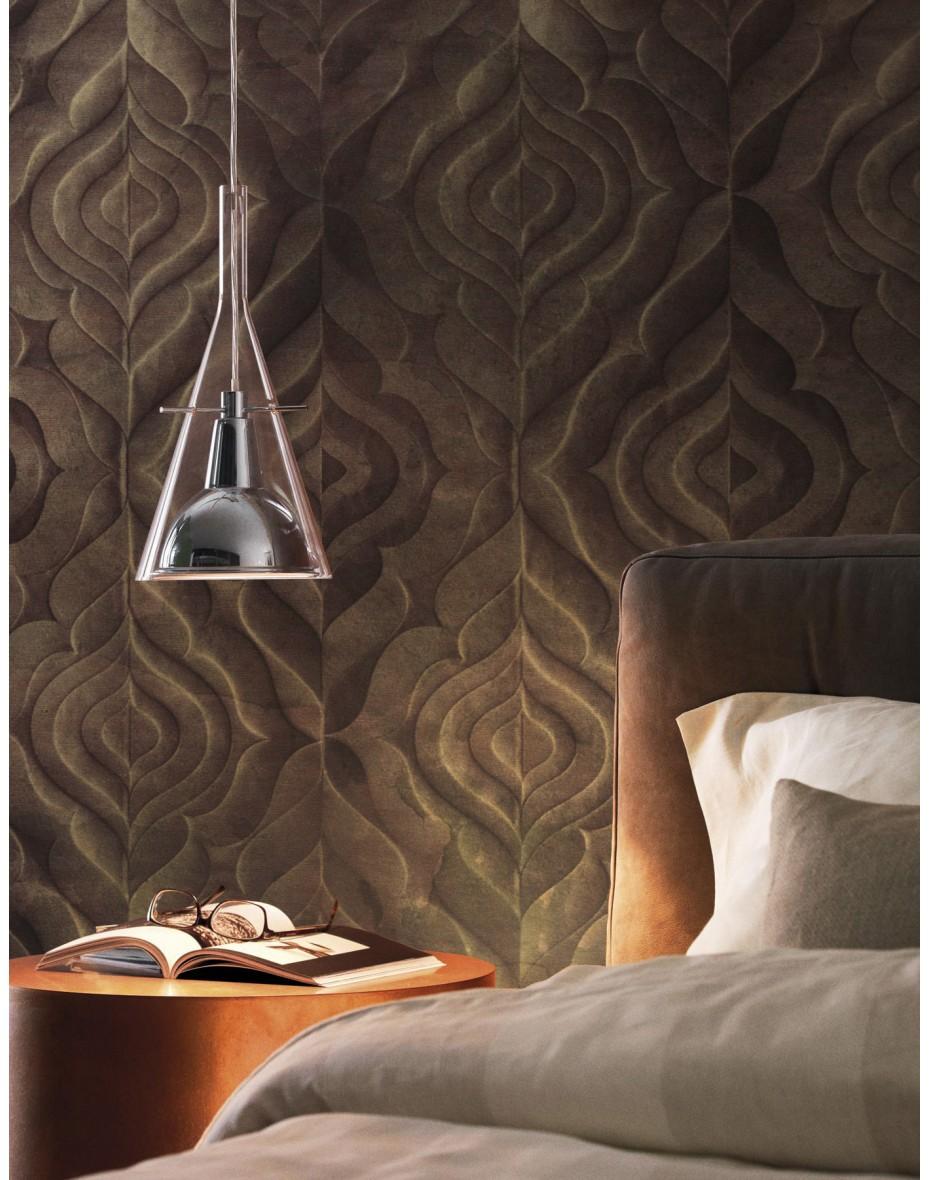 Tapetový panel Reinassance ABD43 - hnedá