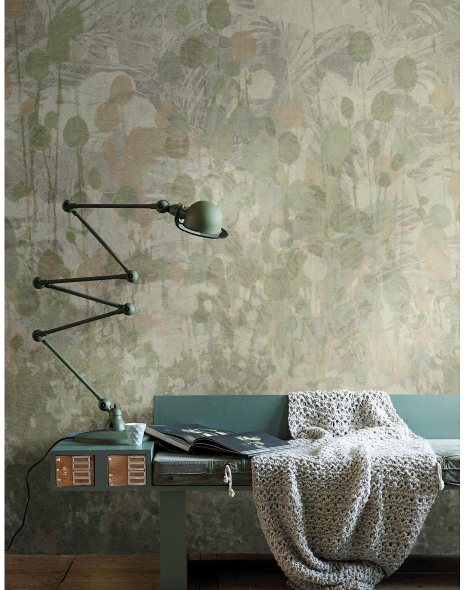 Tapetový panel Tapestry Field ABD52 - zelená