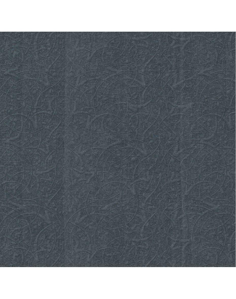 Tapeta Gothic LA35 - modrá/strieborná