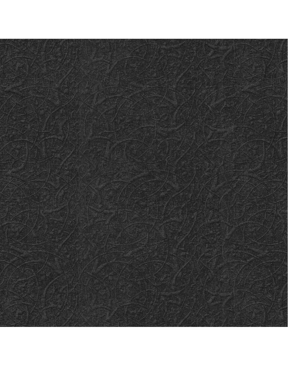 Tapeta Gothic LA36 - atracintová/strieborná