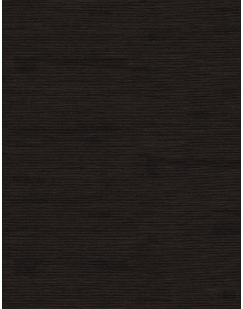 Tapeta Raphia Lapping RA409 - čierna/hnedá