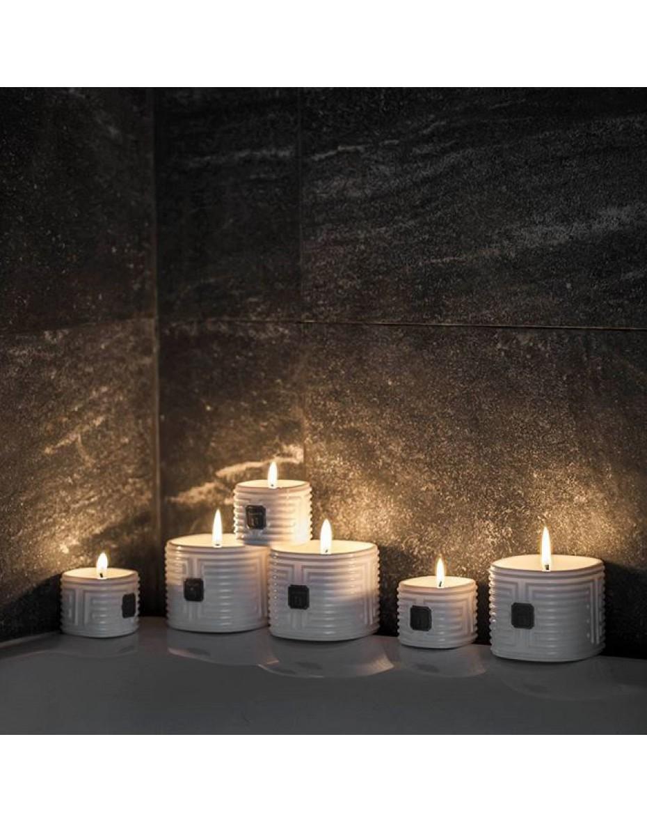 Aromatická sviečka veľká - Bangkok - Siamský jazmín