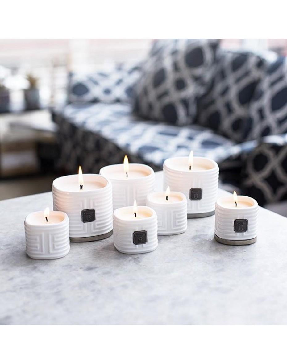 Cestovná aromatická sviečka - Bangkok - Siamský jazmín